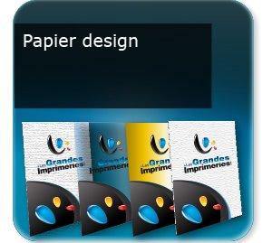 Flyers Papier Design