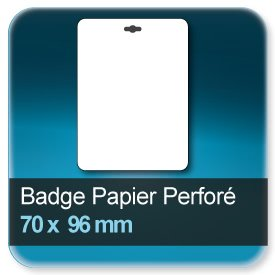 Badge 70x96 mm