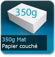 Calendriers 350g couché mat