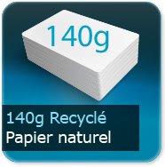 Flyers 140g Recyclé cyclus