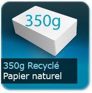 Flyers 350g Recyclé cyclus