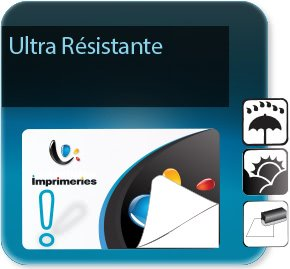 Autocollant & Étiquette Etiquettes ultra résistantes (eau, soleille, exterieur, longue durée)