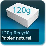 Affiches 120g Recyclé