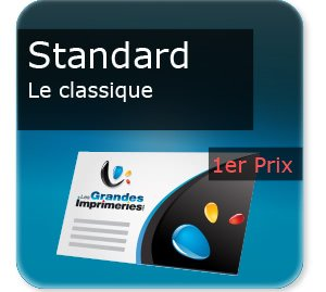 Carte message chauffagiste Standard