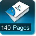 Tarif impression livre 140 Pages