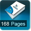 Tarif impression livre 168 Pages