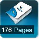 Livre dos cousu 176 Pages