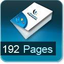 Livre dos cousu 192 Pages