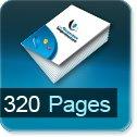 Livre dos cousu 320 Pages