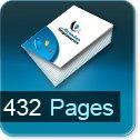 Livre dos cousu 432 Pages