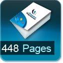 Livre dos cousu 448 Pages