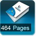 Livre dos cousu 464 Pages