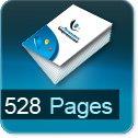 Livre dos cousu 528 Pages
