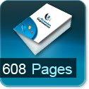 Livre dos cousu 608 Pages