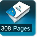 Tarif impression livre 308 Pages