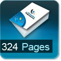 Tarif impression livre 324 Pages
