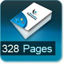 Tarif impression livre 328 Pages