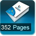 Tarif impression livre 352 Pages