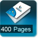 Tarif impression livre 400 Pages
