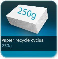 Menus 250g recyclé cyclus
