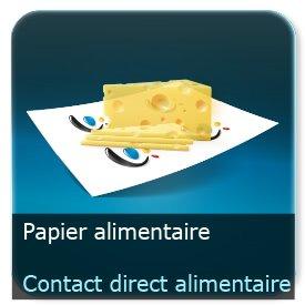 Emballage (Coffret, Boîte, carton, colis et etuis) Papier alimentaire (contact direct)