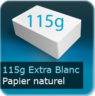 Flyers 115g Extra Blanc