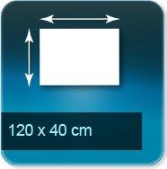 Panneaux immo 120X40 cm