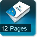 livret A6 12 pages