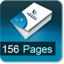 Imprimerie et Impression brochure et catalogue papier 156 pages