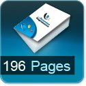 impression livret 196 pages