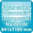Papier cadeau 841x1189mm