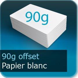 Blocs notes 90g Offset