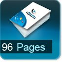 Imprimerie et Impression brochure et catalogue papier 96 pages