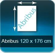 Urgence le 48 / 72H livré ! Abribus 1200x1760mm