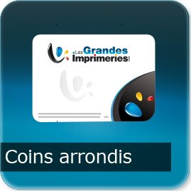 Magnets Coins arrondis