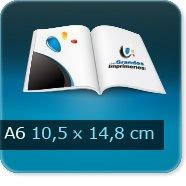 Brochures / Magazines A6 148X105mm