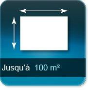 Autocollant & Étiquette jusqu à 100 m²