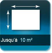 Autocollant & Étiquette jusqu à 10 m²