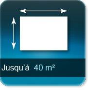 Autocollant & Étiquette jusqu à 40 m²