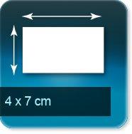 Magnets 40x70mm