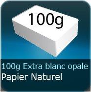 Cartes de visite 250g Opale Extra Blanc Absolu