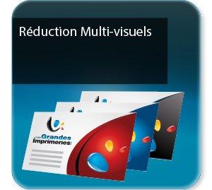 carton invitation personnalisé Cartes multi  visuels