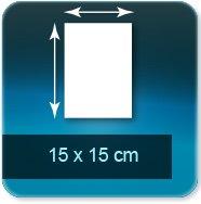 Autocollant & Étiquette 150x150mm