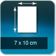 Autocollant & Étiquette 70x100mm